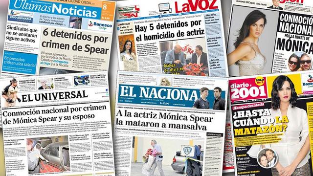 Se cumplen 7 años del asesinato de Mónica Spear: Un viaje de reconciliación terminó con la muerte violenta de la ex Miss Venezuela 3-SNOU5-WDBFCO3-OPL2-YNKOTHPZQ