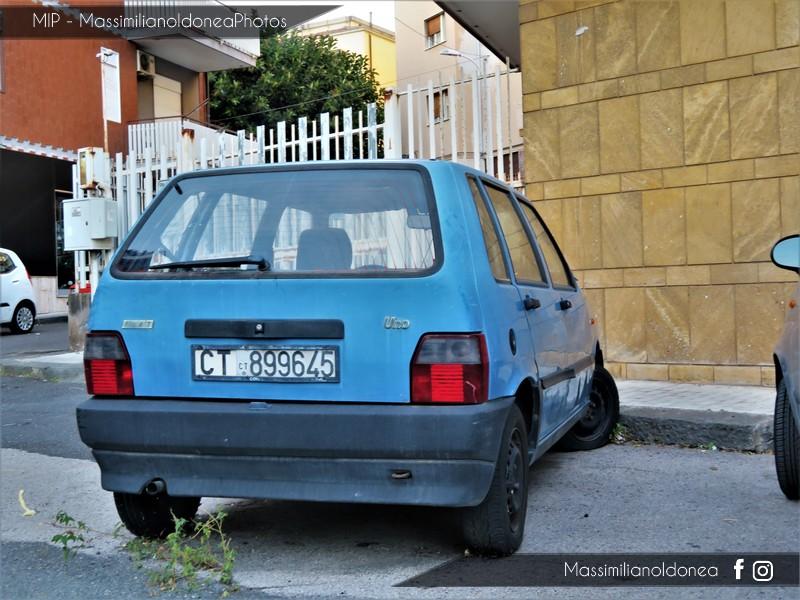 Auto Abbandonate - Pagina 9 Fiat-Uno-45-1-0-45cv-19-GENNAIO-90-CT899645