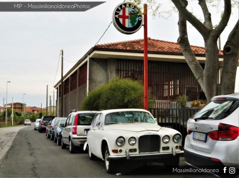 avvistamenti auto storiche - Pagina 16 Jaguar-MK-X