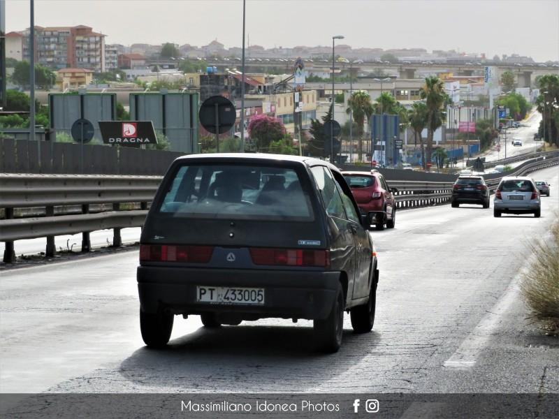 avvistamenti auto storiche - Pagina 30 Autobianchi-Y10-Sestrieres-1-1-50cv-94-PT433005