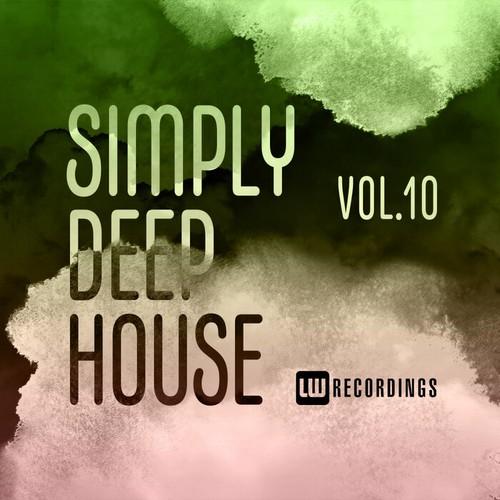 VA - Simply Deep House, Vol. 10 (2021)