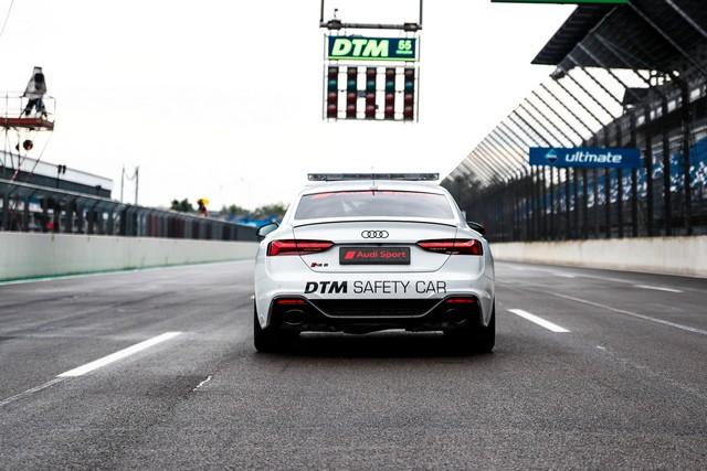 DTM – René Rast remporte le podium Audi au Lausitzring A204846-medium