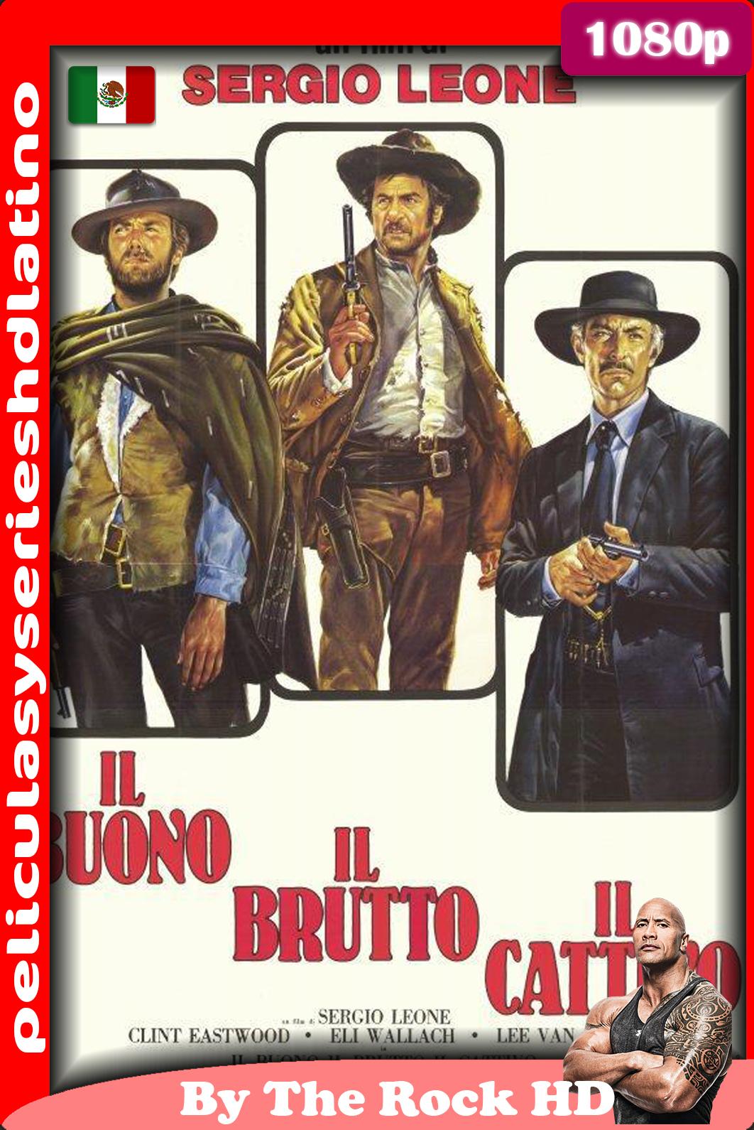 El bueno, el feo y el malo, (1966) [1080p] [Latino] [Google Drive]