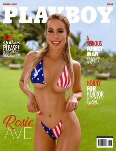 Cover: Playboy Africa – September 2021