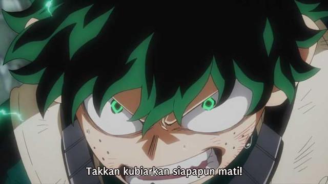 Download Boku no Hero Academia Season 4 Episode 12 Subtitle Indonesia