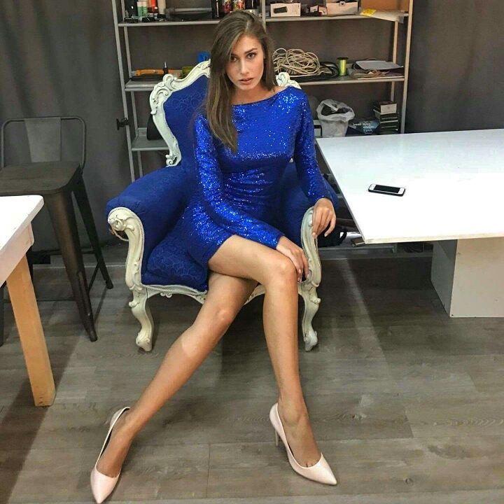 Nelly Bolotashvili - Bio   Fitness Models Biography