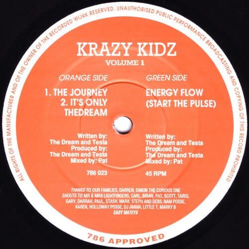 Download Krazy Kidz - Volume 1 mp3
