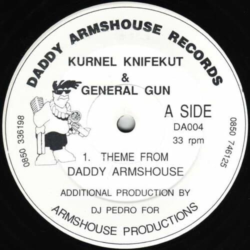 Download Kurnel Knifekut & General Gun - Theme From Daddy Armshouse mp3