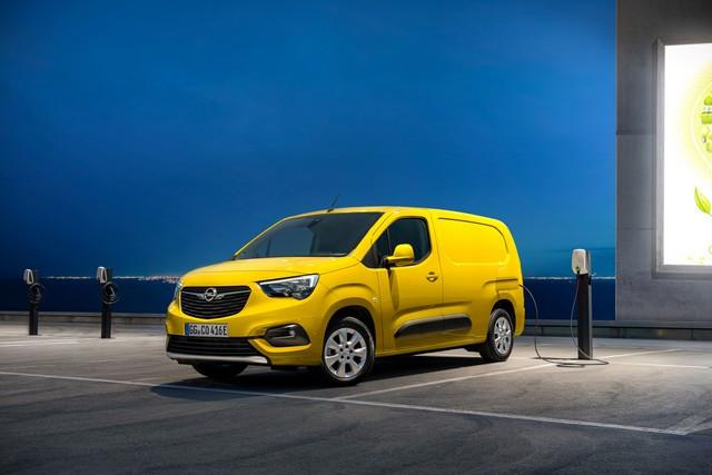 Electrique et pratique : le nouveau fourgon compact Opel Combo-e Cargo Cargo 01-Opel-Combo-e-Cargo-514050