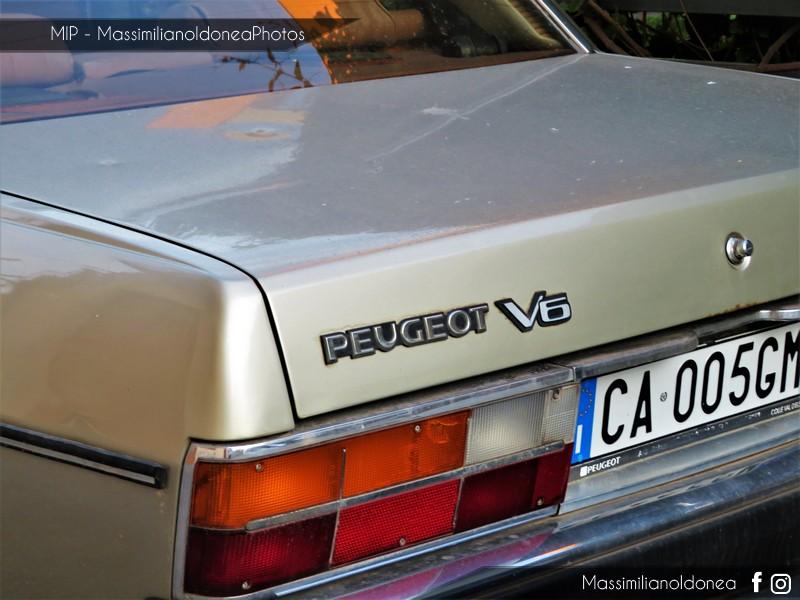 avvistamenti auto storiche - Pagina 11 Peugeot-604-STI-V6-Automatica-2-7-145cv-CA005-GM-159-176-6-9-2017-5