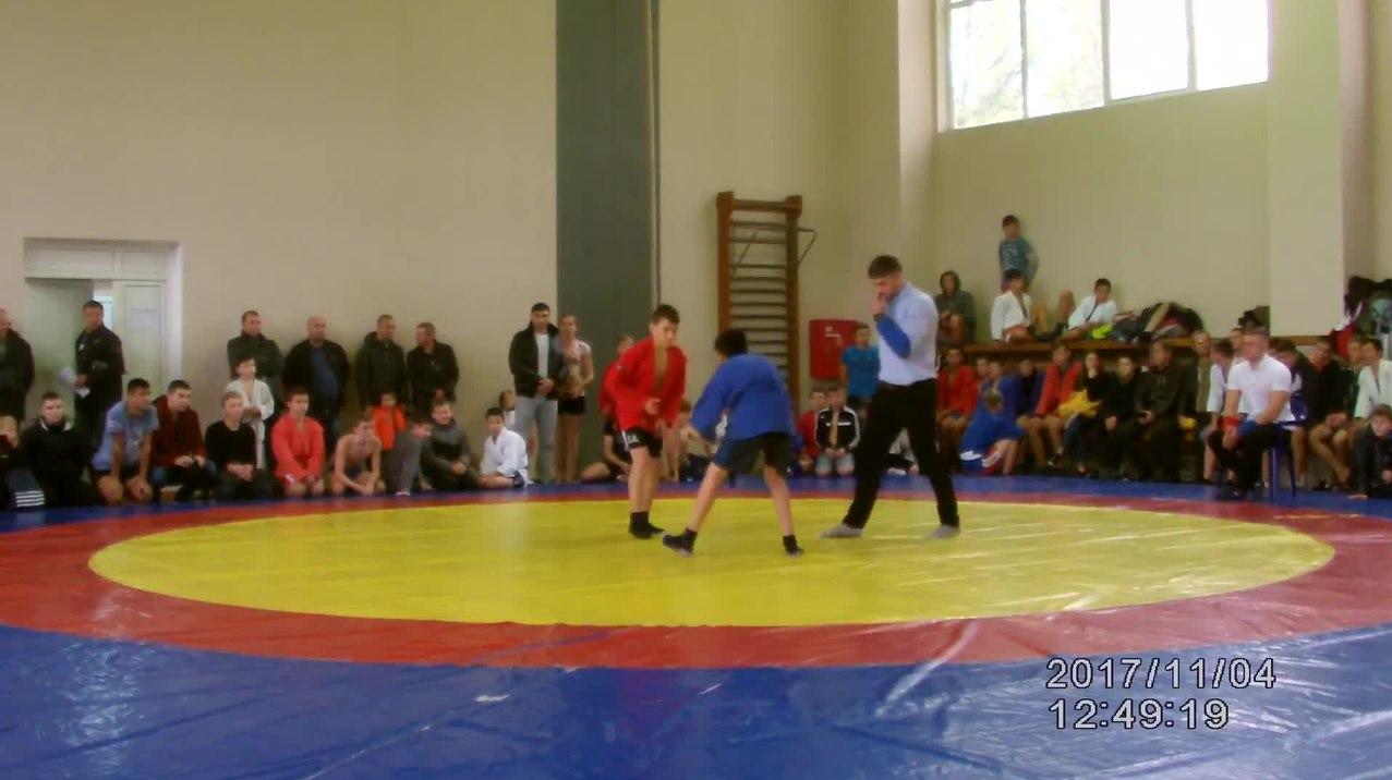 ....... # Sambo.MD 2017 * Campionatul R.Moldova (CADETI) 04.11.2017