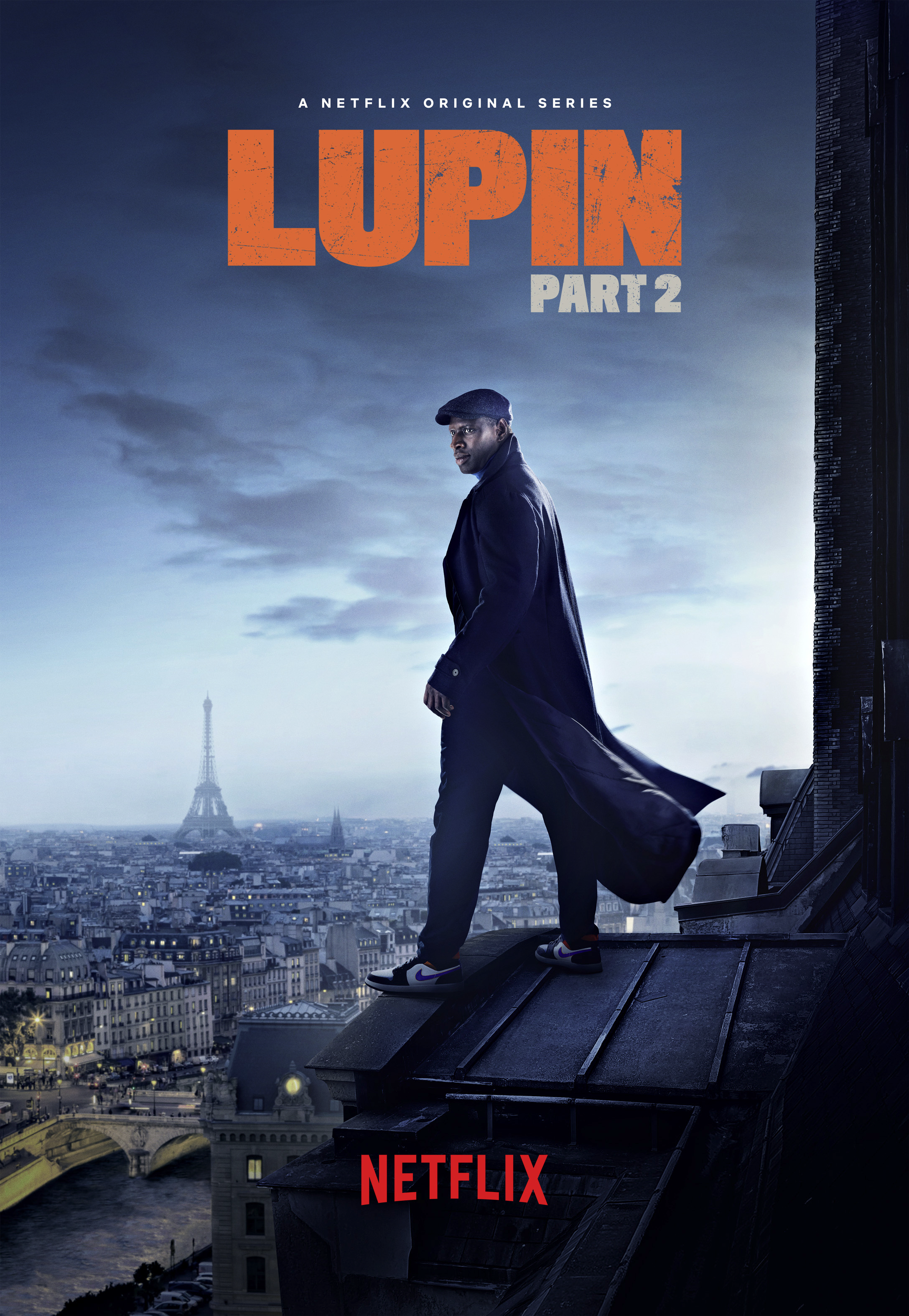 Lupin | 2021 | Hindi + English | S02 | 1080p | 720p | WEB-DL