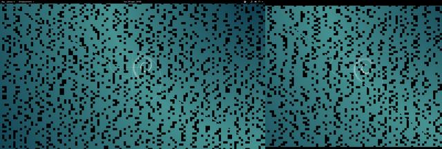 bug affichage debian