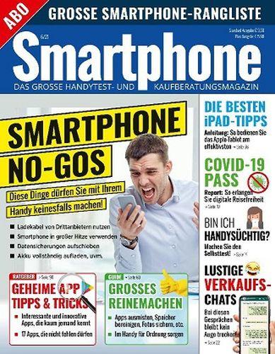 Cover: Smartphone Magazin No 06 2021