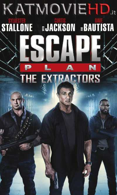 Escape Plan: The Extractors (2019) Full Movie HD 720p DVDRip x264 English Subs