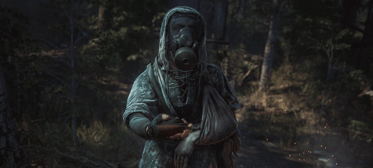 Chernobylite - геймплейный тизер хоррора