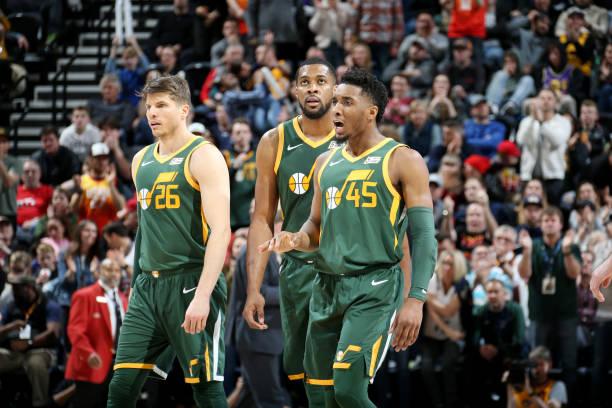 იუტა ჯაზი 115-111 მილუოკი ბაქსი / NBA | მიმოხილვა