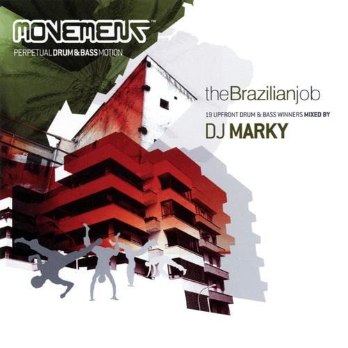 DJ Marky - The Brazilian Job 2001