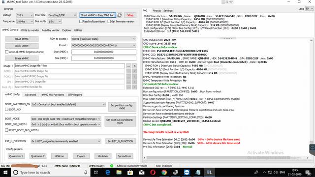 SAMSUNG SM-G600FY Dead Boot Repair Done    - GSM-Forum