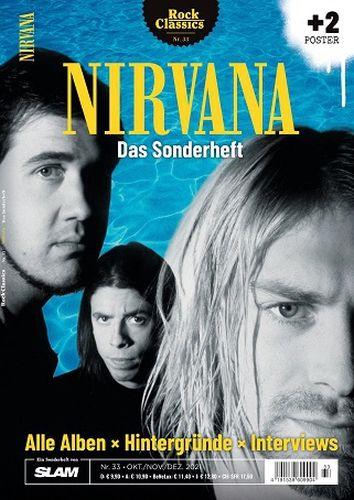 Cover: Rock Classics Magazin Das Sonderheft No 33 Oktober-Dezember 2021