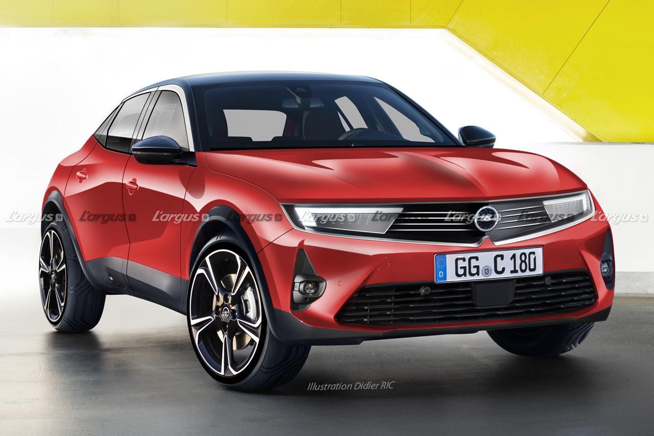 Opel Mokka II (2020) 50