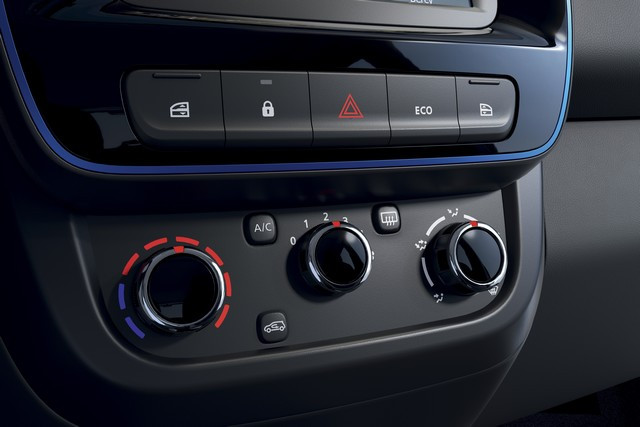 Nouvelle Dacia Spring Electric : La Révolution Électrique De Dacia 2020-Dacia-SPRING-30