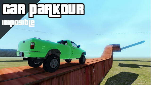 CAR PARKOUR IMPOSIBLE
