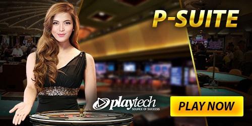 p-suite, playtech casino, judi casino online