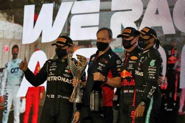 F1 GP d'Abu Dhabi 2020 : Victoire Max Verstappen pour la dernière manche de la saison  1075380
