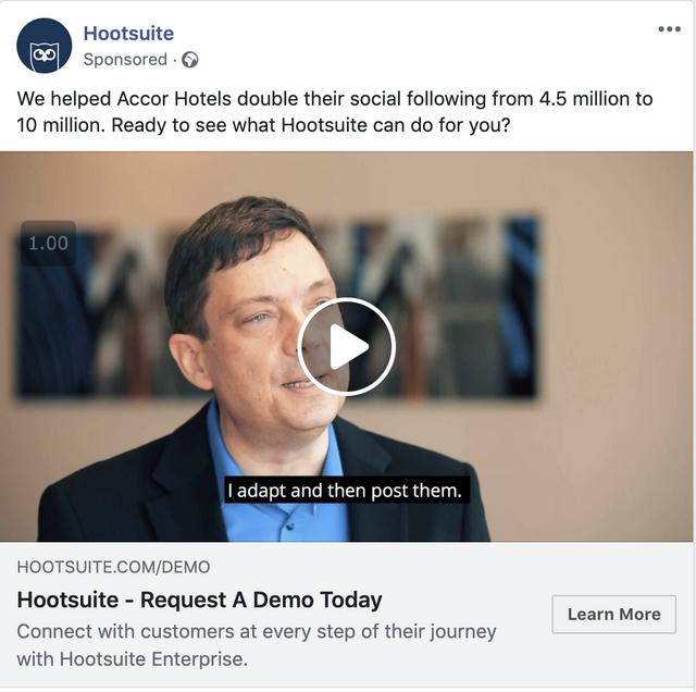 facebook-Hootsuite