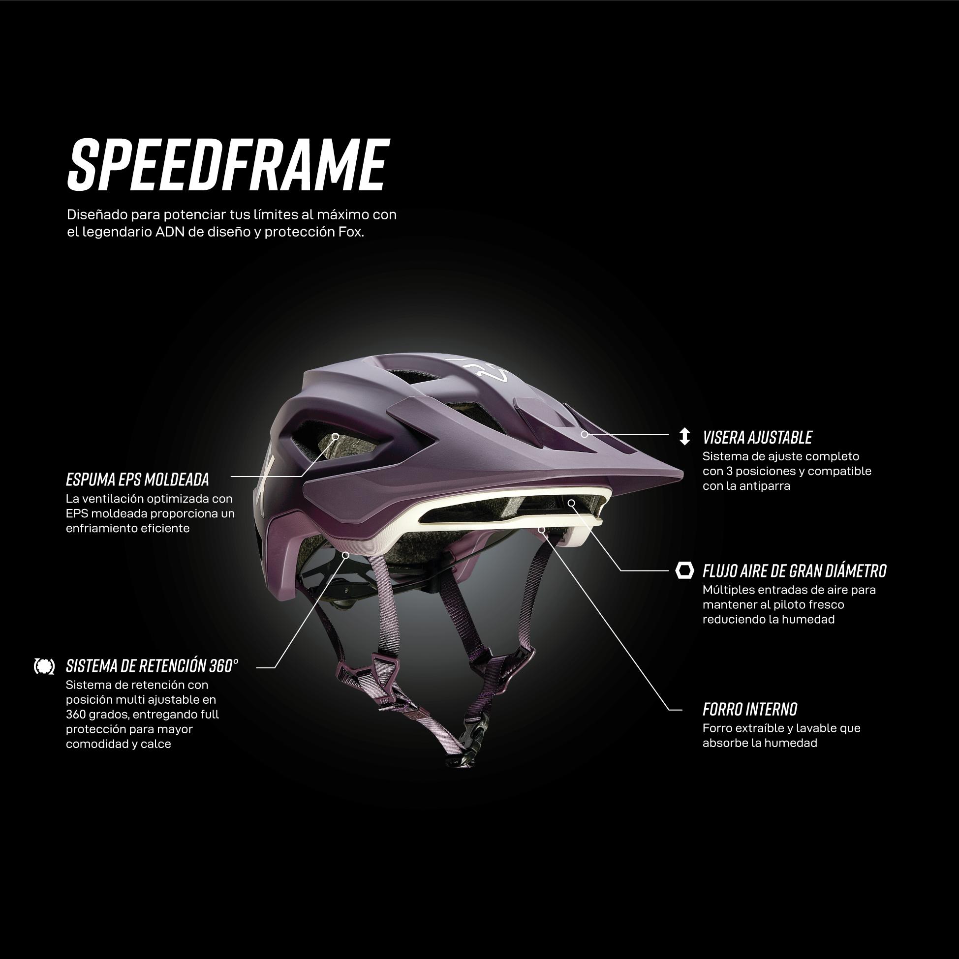 Speedframe-Morado