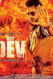 DSP Dev 2019 Punjabi PreDVD 720p