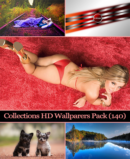 Collections HD Wallpapers (Pack 140)