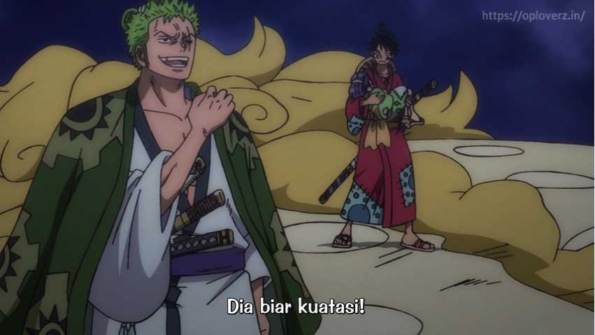 Download One Piece Episode 899 Subtitle Indonesia