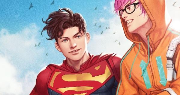 El nuevo SUPERMAN de DC Comics es BISEXUAL