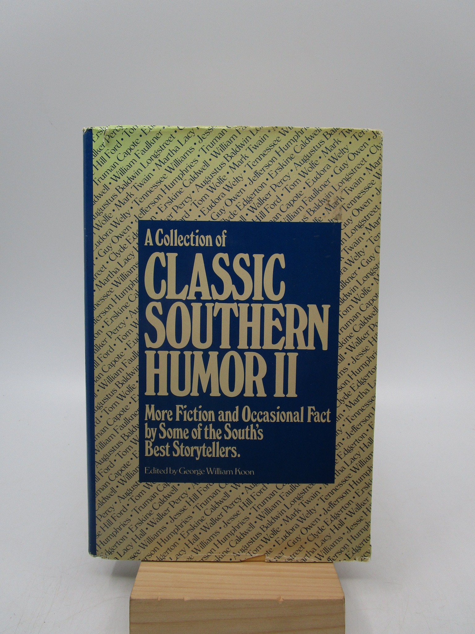 Image for A Collection of Classic Southern Humor II (First Edition)