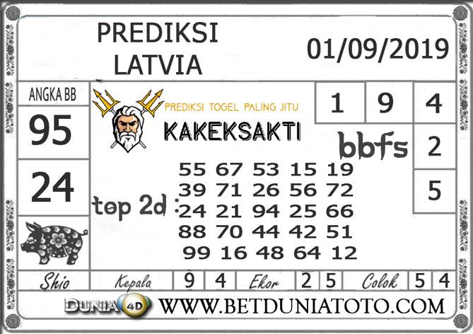 """Prediksi Togel """"LATVIA"""" DUNIA4D 01 SEPTEMBER 2019"""