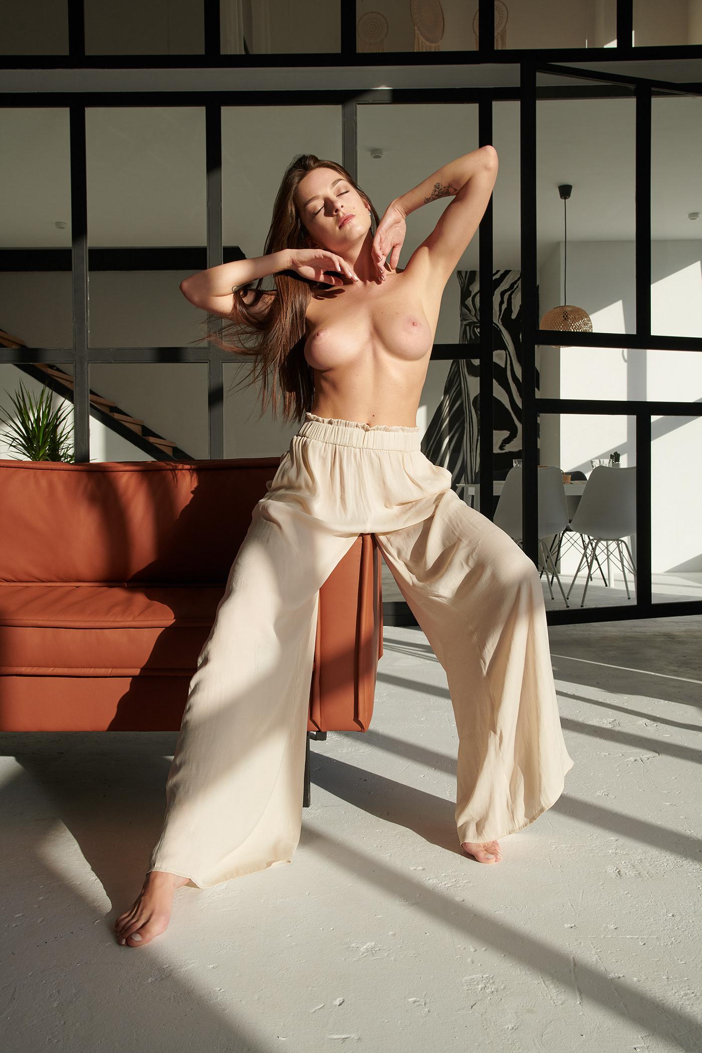 Champagne / фотограф Pavel Protsenko модель Marina Tyschuk