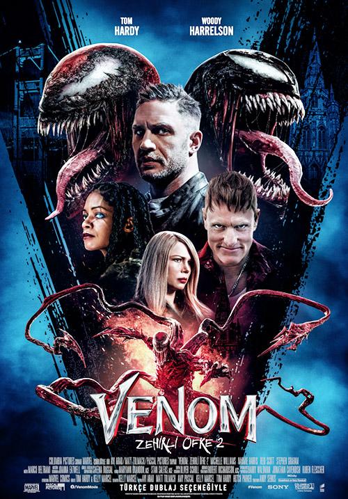 Venom: Zehirli Öfke 2   2021   m720p - m1080p   HDCAM   Türkçe Altyazılı   Tek Link