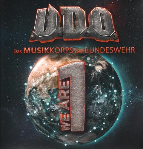 U.D.O. & Das Musikkorps Der Bundeswehr - We Are One