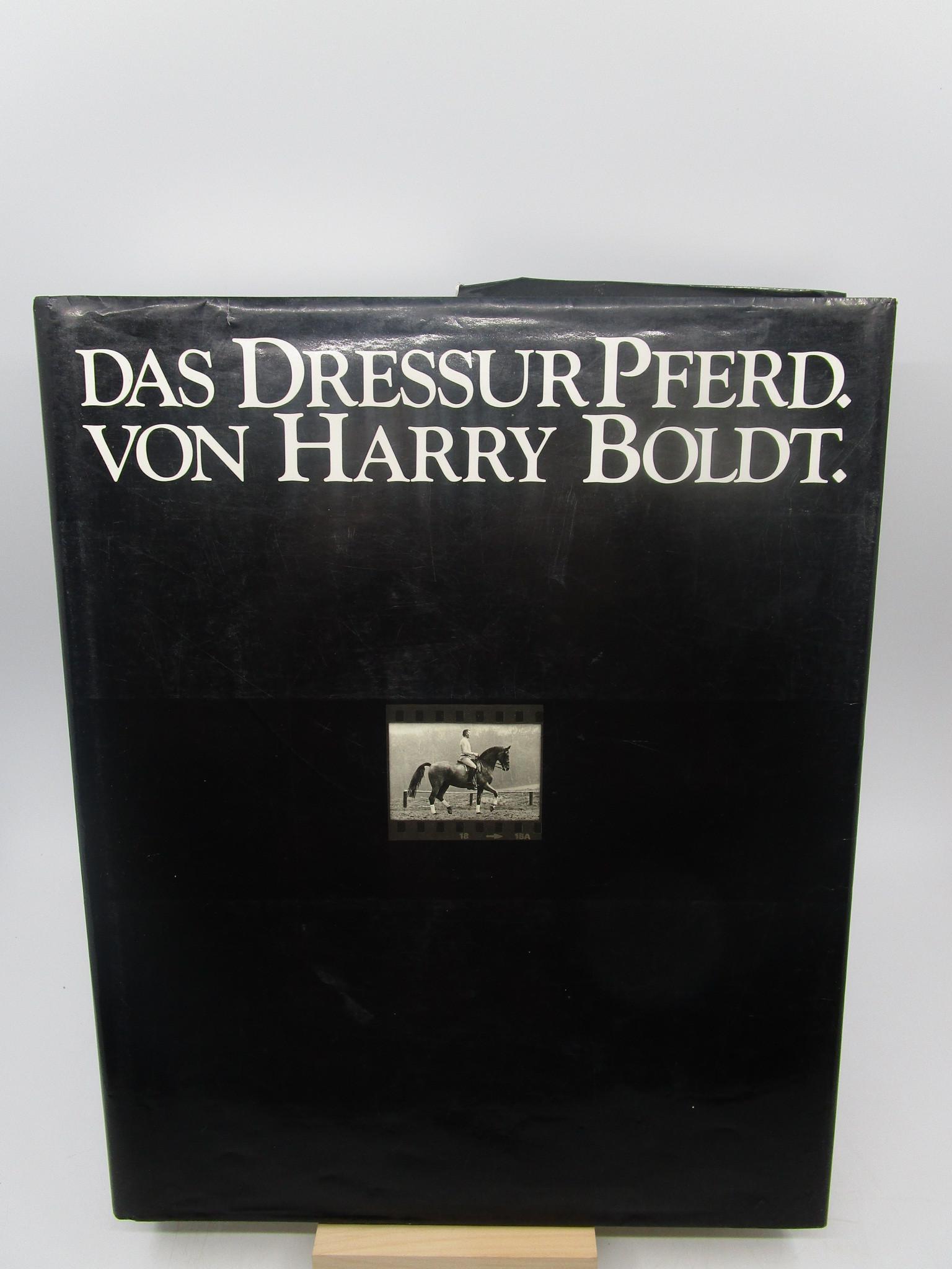 Image for Das Dressur Pferd (German Edition)