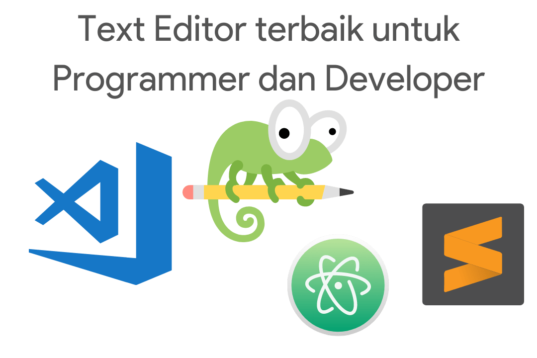 text editor terbaik untuk programmer