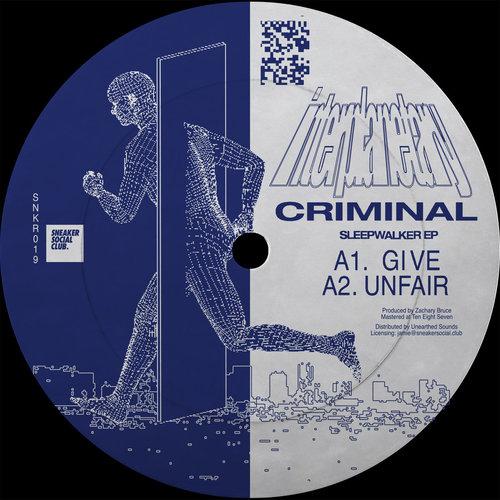 Interplanetary Criminal - Sleepwalker EP 2019