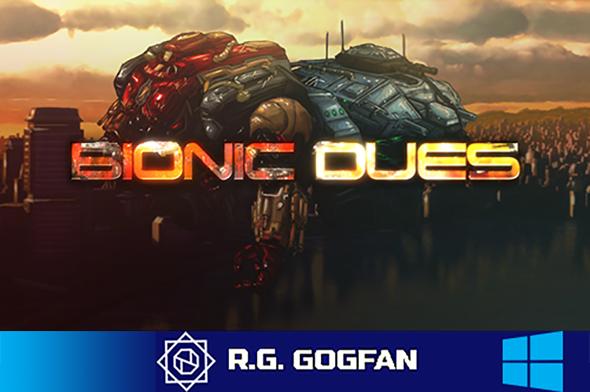Bionic Dues (Arcen Games) (ENG) [DL GOG] / [Windows]