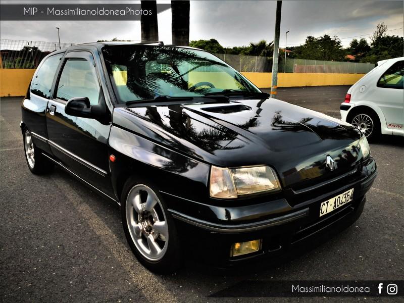 Parking Vintage - Pagina 5 Renault-Clio-16-V-1-8-137cv-92-CTA04354-1