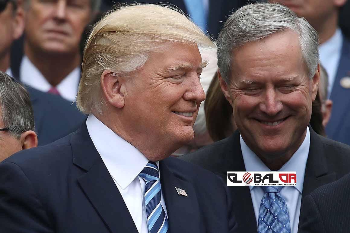 ŠEF UREDA AMERIČKOG PREDSJEDNIKA: Predsjednički izbori u SAD-u bit će 3.  novembra i pobijedit će Donald Tramp - GlobalCir
