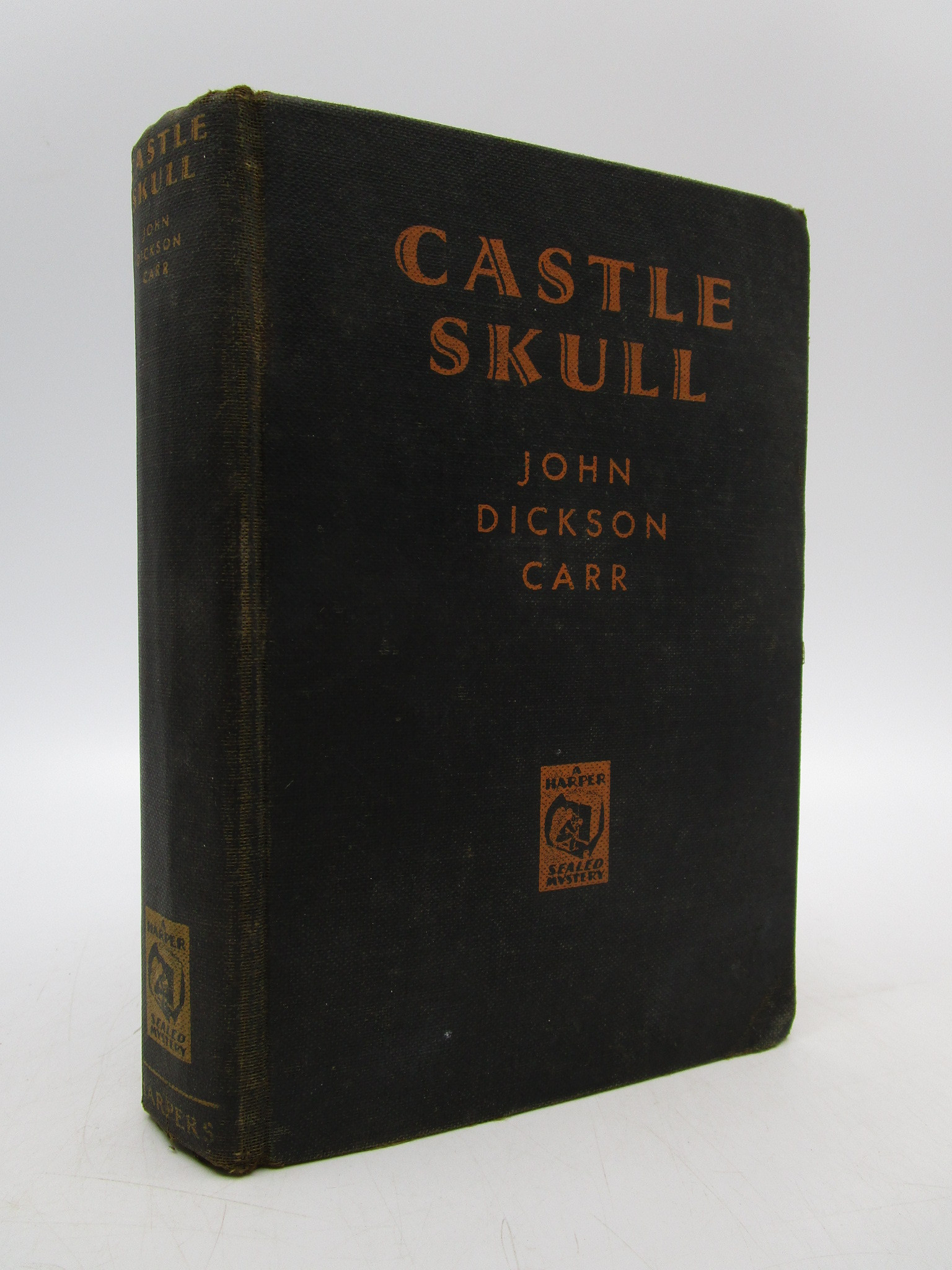 Image for Castle Skull (FIRST EDITION)