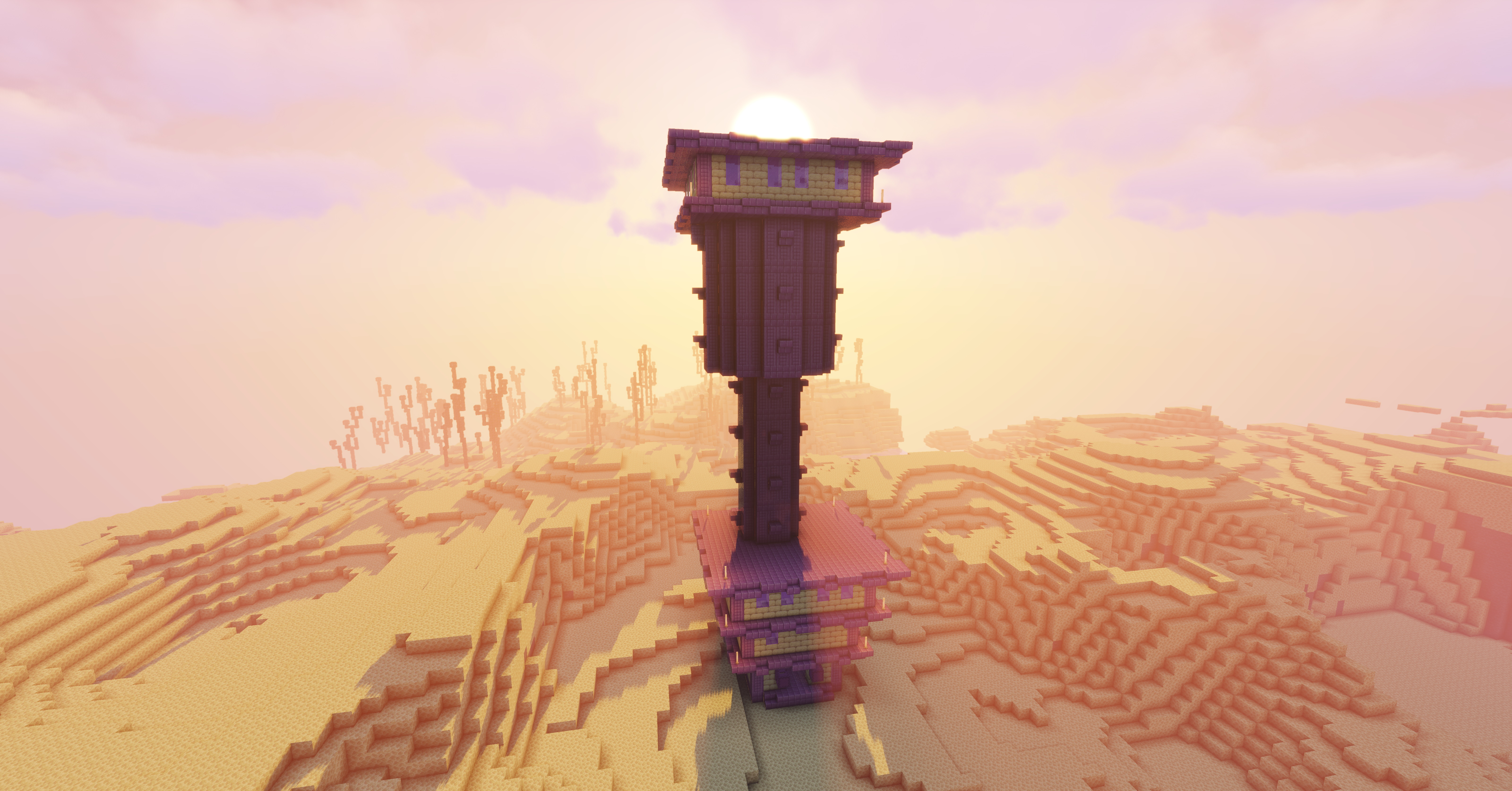 The End Overworld Minecraft Data Pack