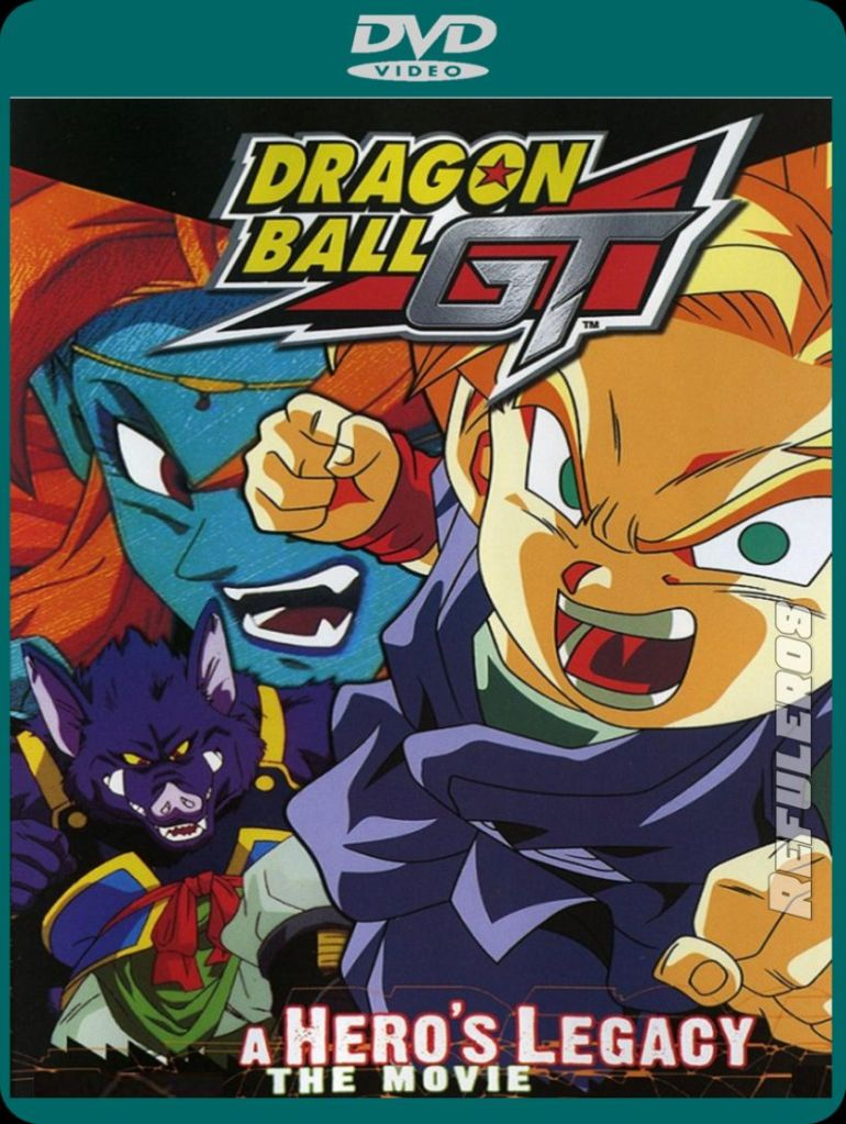 DRAGON BALL GT - LA LEGENDARIA ESFERA DE 4 ESTRELLAS