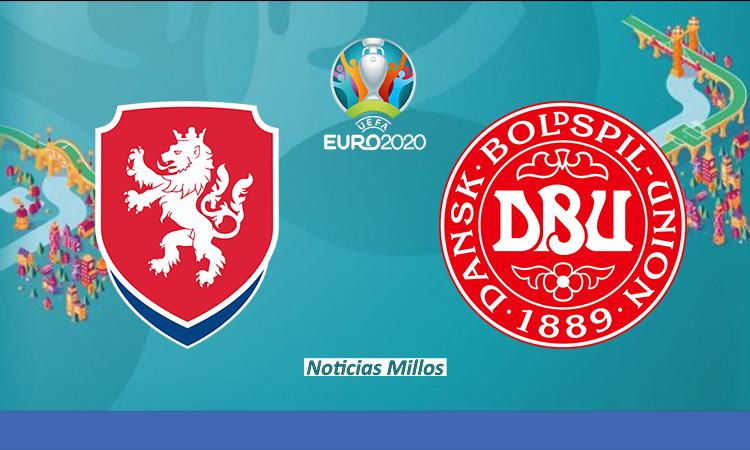República Checa Vs Dinamarca